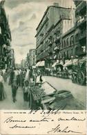CPA AK Mulberry Street NEW YORK CITY USA (769884) - Manhattan