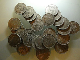 France Lot 26 Coins 10 Francs - Alla Rinfusa - Monete