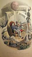 BEBE VEUT DEVENIR GRAND GARÇON - SCENES MERVEILLEUSES PAS DES JOUJOUX ANIMÉS - RELIURE TOILE ET GRAVURES COLORIEES - 1801-1900