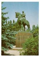 Bishkek, Frunze, Monument To M. V. Frunze, USSR 1984 - Kirghizistan