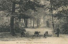 Ramasseurs De Chataignes à Meudon Clamart Chesnut Collectors - Andere