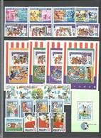 LOT FOOT COUPE DU MONDE 1994 - Colecciones (sin álbumes)