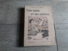 Les Unes Et Les Autres Albert Guillaume 100 Dessins 1905 Humour - Art