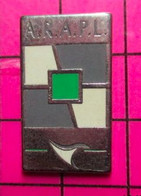 SP08 Pin's Pins / Beau Et Rare / THEME : ASSOCIATIONS / ARAPL Par CAROINE LISFRANC - Associazioni