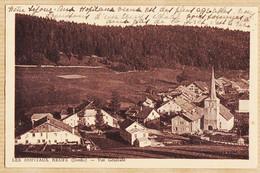 X25057 ⭐ LES-HOPITAUX-NEUFS (25) Vue Générale Du Village Eglise  1930s Collection Epicerie CHARNAUX - Otros Municipios