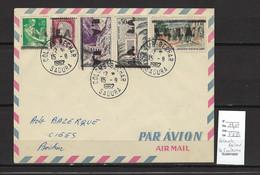 Algérie - EA - Colomb Bechar - Les 5 Valeurs Autorisées - 08/1962 - - Briefe U. Dokumente