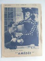 UN FILM EN IMAGES N° 151 En 1950 AMEDEE GILLES GRANGIER RELLYS PAULINE CARTON - Cinéma/Télévision