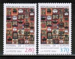 EUROPEAN IDEAS 1994 FR MI 51-52 FRANCE - Idées Européennes