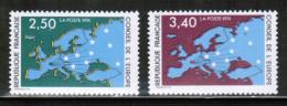 EUROPEAN IDEAS 1991 FR MI 49-50 FRANCE - Idées Européennes