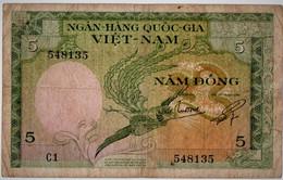 BILLET. VIET-NAM. NAM DONG. 1985. - Vietnam
