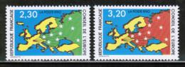 EUROPEAN IDEAS 1990 FR MI 47-48 FRANCE - Idées Européennes