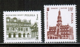 EUROPEAN IDEAS 1975 PL MI 2413-14 POLAND - Idées Européennes