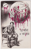 1939 - CP PROPAGANDE ANTI-NAZIE  ILLUSTRATEUR PAUL BARBIER NEUVE - WW II