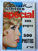 BRIGITTE BARDOT JEUNESSE CINEMA SPECIAL En 1963 MARILYN MONROE DORLEAC WELLES - Cinéma/Télévision