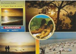 JOLIES FILLES EN NORMANDIE (3 Cartes) - Pin-Ups