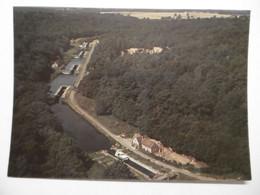 LE CANAL DU NIVERNAIS L'Echelle De Sardy - Ecluses En Vue Aérienne - 58 NIEVRE - Unclassified