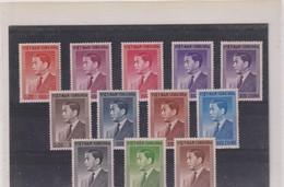 VIET-NAM - SERIE- TP N° 41/52 XX -MNH 1956 - Viêt-Nam