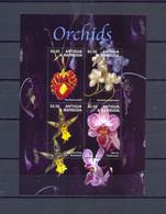 ANTIGUA AND BARBUDA - MNH - FLOWERS - ORCHIDS - MI.NO.4006/9 - CV = 8 € - Antigua E Barbuda (1981-...)