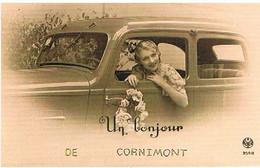 88  UN BONJOUR  DE  CORNIMONT     CPM  TBE   152 - Cornimont