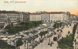 R564981 Wien. IV. Naschmarkt. 404. Wolf. Verein - Mundo
