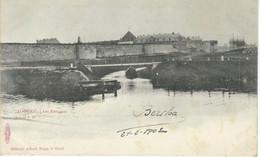 TOURNAI : Les Remparts - RARE VARIANTE - Sugg Série 20 N° 26 - Courrier De 1902 - Tournai