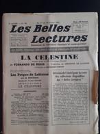Les Belles Lectures La Celestine Fernando De Rojas 1952 - Art