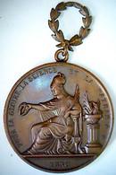 Association Polytechnique. Médaille - Andere