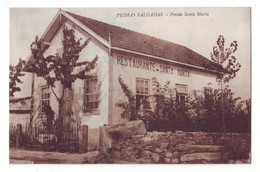 9751   Pedras Salgadas  Pensão Santa Marta - Vila Real