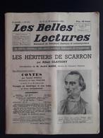 Les Belles Lectures Les Heritiers De Scarron Par Albert Glatigny 1952 - Art