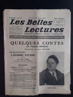 Les Belles Lectures Quelques Contes Par Vincent Muselli 1952 - Art