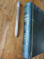 1860 RESTAURATION BOURBONS; GOUVERNEMENT LOUIS XVIII; CONGRES DE VIENNE (Ed. A. Thiers - Consulat Et L'Empire) 656 Pages - 1801-1900