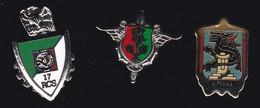71459- Lot De 3 Pin's -Militaire.armée. - Militari