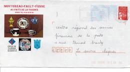 Prêt à Poster - Dép. 77 - MONTEREAU - Au Pays De La Faience - Listos A Ser Enviados: Otros (1995-...)