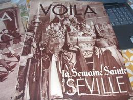 VOILA 36 / SEVILLE CAPA/ANTHONY EDEN /COLONIES ALLEMAGNE /JEAN COCTEAU /DUBOUT POISSON D AVRIL - 1900 - 1949