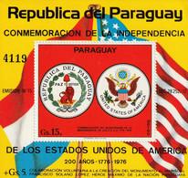 PARAGUAY - BLOC N°262 ** (1975) - Paraguay