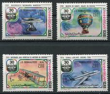 Somalia: The 30th Anniversary Of I.C.A.O. 1977 Postfrisch / MNH / Neuf - Somalia (1960-...)