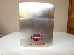 Eau De Toilette Fire Extreme  Pub HARLEY - DAVIDSON - Autres