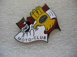 Pin's D'un Moto Club, Viking - Motorfietsen