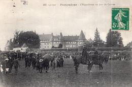 S5544 Cpa 19 Pompadour - L' Hippodrome Un Jour De Courses - Otros Municipios