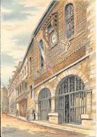 PERPIGNAN - L' Hôtel De Ville    Edition  M. Barré & J.Dayer - Perpignan