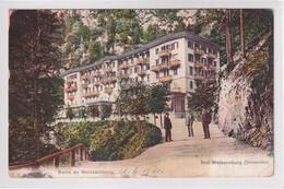 BAD WEISSENBURG (Simmental) - BE Berne