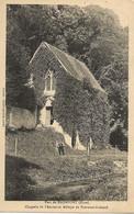 27-  Parc De RADEPONT Chapellede L'ancienne Abbaye De Fontaine-Guerard  **annimation** - Other Municipalities