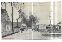 Damiatte Les Usines Et Avenue De La Gare - Sonstige Gemeinden