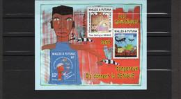 TIMBRE WALLIS&FUTUNA. ANNEE 2004 - Blocks & Sheetlets