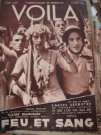 VOILA 36 /ESPAGNE GUERRE /BARCELONE FEU SANG /DEAUVILLE BAR DU SOLEIL - 1900 - 1949