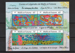 TIMBRE WALLIS&FUTUNA. ANNEE 2005 - Blocks & Sheetlets