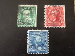 ETATS-UNIS Classiques Stamps + Occupation  CUBA - Sammlungen