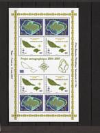 TIMBRE WALLIS&FUTUNA. ANNEE 2008 - Blocks & Sheetlets
