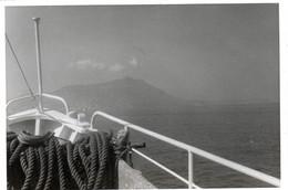 """ISCHIA FOTOGRAFIA - NAPOLI CAMPANIA -  VERA FOTO ANNI 60"""" 10x6,5 Cm - F01691 - Lugares"""