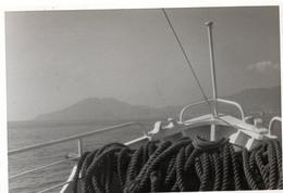 """ISCHIA FOTOGRAFIA - NAPOLI CAMPANIA -  VERA FOTO ANNI 60"""" 10x6,5 Cm - F01692 - Lugares"""